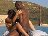 African sex black love nude on board outdoor porn