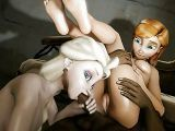 Cartoon porn anime fetesex hentai elsa and anna 3D sex compilation sexvc hardcore anime video